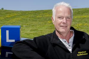 Automaat Instructeur Peter Bruin