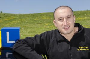 Instructeur Brahim El Mansour