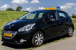 Peter Bruin -Automaat Peugeot 208